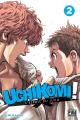 Couverture Uchikomi ! l'esprit du judo, tome 2 Editions Pika (Shônen) 2020