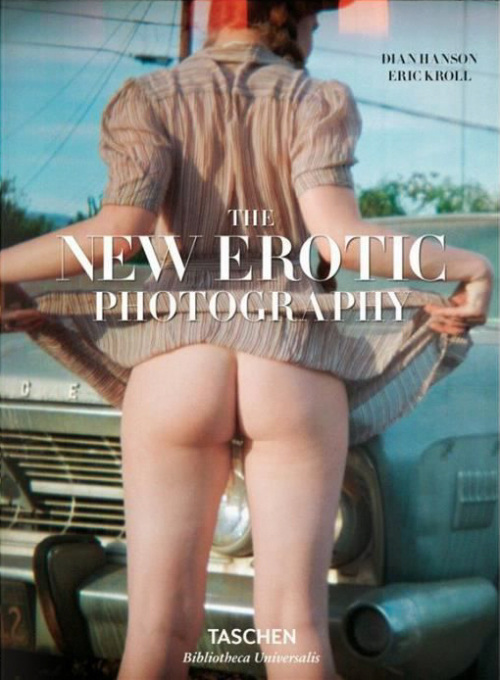 Couverture The New Erotic Photography