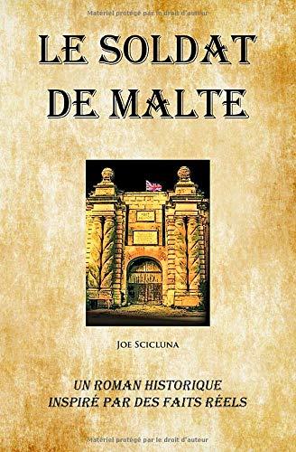 Couverture Le Soldat de Malte