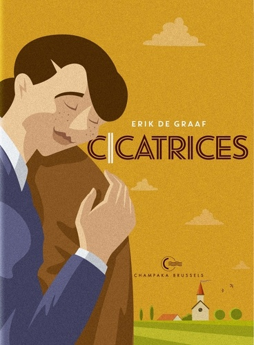 Couverture Cicatrices, tome 2