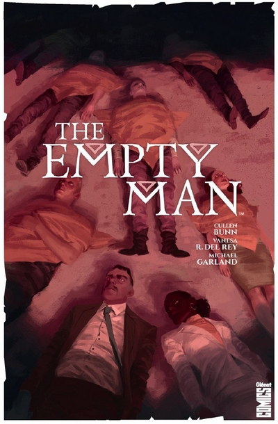 Couverture The Empty Man
