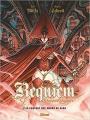 Couverture Requiem Chevalier Vampire, tome 07 : Le Couvent des Soeurs de Sang Editions Glénat 2018