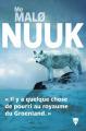 Couverture Nuuk Editions de La Martinière 2020