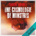 Couverture Une cosmologie de monstres Editions Audible studios 2020