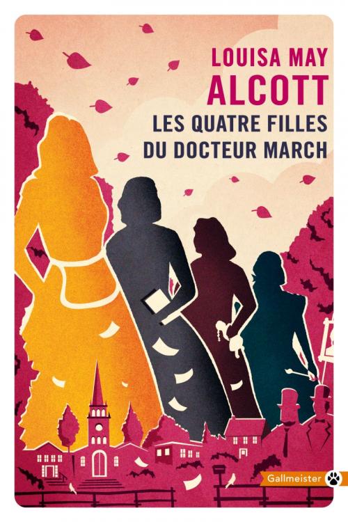 Couverture Les Quatre Filles du docteur March, intégrale
