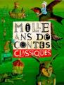 Couverture 1000 ans de contes classiques Editions Milan (Mille ans) 2000