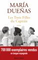 Couverture Les trois filles du Capitán Editions Robert Laffont 2020