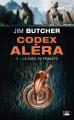 Couverture Codex Aléra, tome 5 : La furie du Princeps Editions Bragelonne 2020