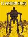 Couverture Le dernier atlas, tome 2 Editions Dupuis 2020