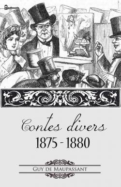 Couverture Contes Divers 1875 - 1880