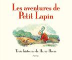 Couverture Les aventures de Petit Lapin - Trois histoires de Harry Horse Editions Pastel 2019