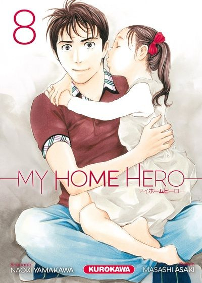 Couverture My Home Hero, tome 08