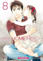 Couverture My Home Hero, tome 08 Editions Kurokawa 2020