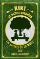Couverture Kiki la petite sorcière, tome 2 : Les racines de la magie Editions Ynnis 2020