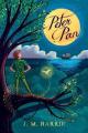 Couverture Peter Pan (roman) Editions Egmont (UK) 2015