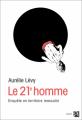 Couverture Le 21e Homme Editions Anne Carrière 2020