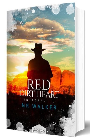 Couverture Red Dirt Heart, Intégrale 1