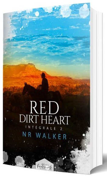 Couverture Red Dirt Heart, Intégrale 2