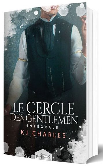 Couverture Le Cercle des Gentlemen, intégrale