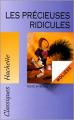 Couverture Les Précieuses ridicules Editions Hachette (Classiques) 1994