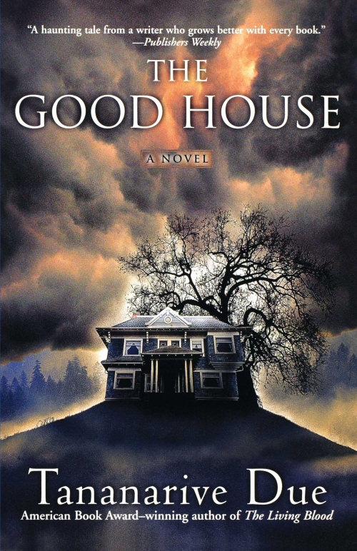Couverture The Good House