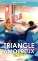 Couverture Triangle amoureux (ou pas) Editions Lumen 2020
