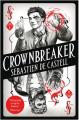Couverture L'anti-magicien, tome 6 : Hors-la-loi Editions Hot Key Books 2020