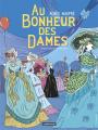 Couverture Au bonheur des dames (BD) Editions Casterman 2020