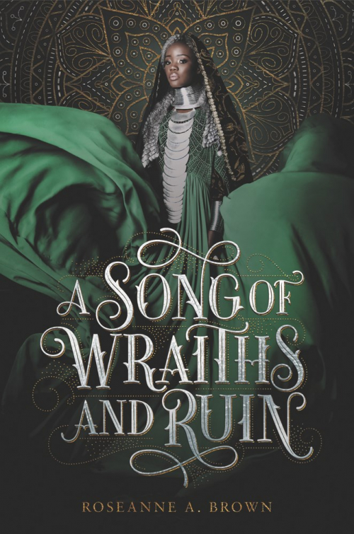 Couverture A Song of Wraiths and Ruin, book 1