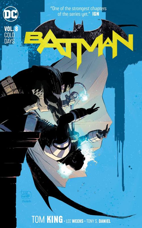 Couverture Batman (2016), book 08 : Cold Days
