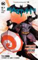 Couverture Batman Rebirth, tome 09 : L'aile meurtrière Editions DC Comics 2019