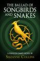 Couverture Hunger Games : La ballade du serpent et de l'oiseau chanteur Editions Scholastic 2020