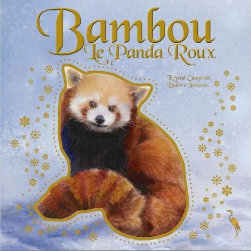 Couverture Bambou le panda roux