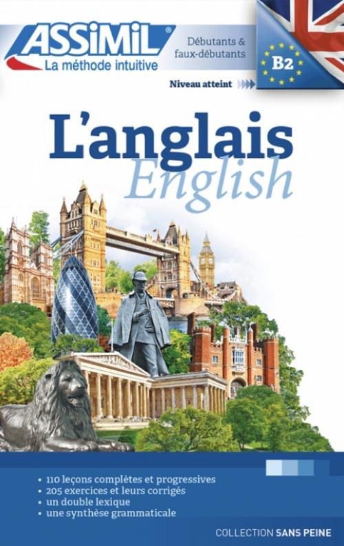 Couverture L'anglais English