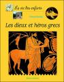 Couverture Les dieux et héros grecs Editions Le Sorbier 2002
