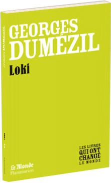 Couverture Loki