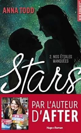 Couverture Stars, tome 2 : Nos étoiles manquées