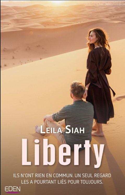 Couverture Liberty