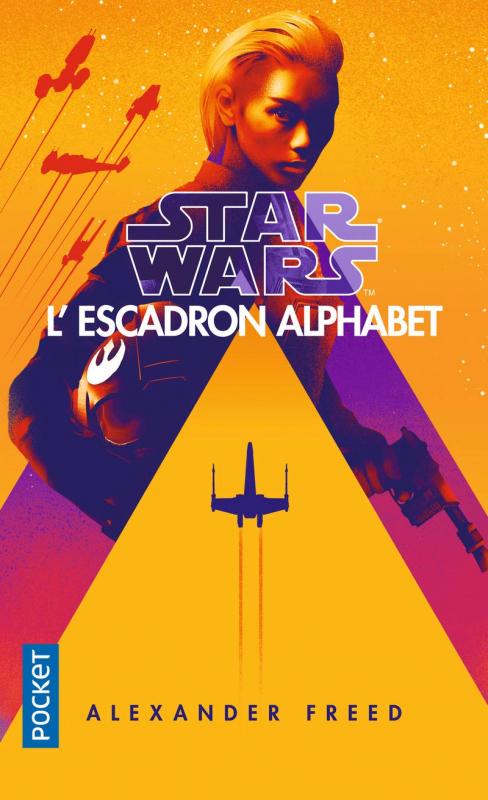 Couverture Star Wars : L'escadron alphabet