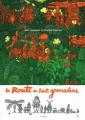 Couverture La route du lait grenadine Editions du Rouergue 2019