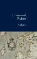 Couverture Sabre  Editions Stock (La Bleue) 400