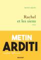 Couverture Rachel et les siens Editions Grasset 2020