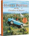 Couverture Harry Potter, illustré, tome 2 : Harry Potter et la chambre des secrets Editions Bloomsbury 2019