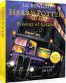 Couverture Harry Potter, illustré, tome 3 : Harry Potter et le prisonnier d'Azkaban Editions Bloomsbury (Children's Books) 2020