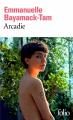 Couverture Arcadie Editions Folio  2020