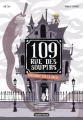 Couverture 109, rue des Soupirs, tome 2 : Fantômes sur le grill Editions Casterman 2020