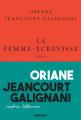 Couverture La femme-écrevisse  Editions Grasset 2020