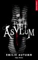 Couverture Asylum Editions Hugo & cie (Nouveaux mondes) 2019