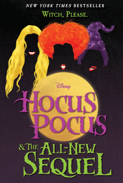 Couverture Hocus Pocus and the All-New Sequel
