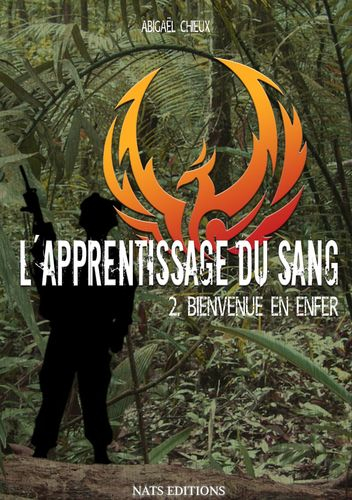 Couverture L'apprentissage du sang, tome 2 : Bienvenue en enfer